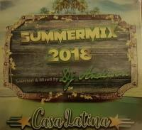 SUMMER MIX 2018 - CD CASA LATINA