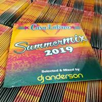 SUMMER MIX 2019 - CD CASA LATINA